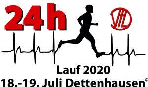 16. 24-STUNDEN-LAUF 2020 @ Sportgelände VfL e.V. Dettenhausen
