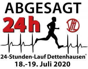 ABGESAGT: 16. 24-STUNDEN-LAUF 2020 @ Sportgelände VfL e.V. Dettenhausen